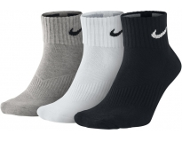 Nike Meias Pack 3 Cushion Quarter