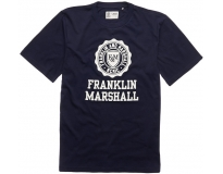 Franklin & Marshall T-shirt Shinny Print