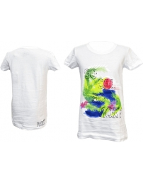 Roxy T-shirt Tropical W Jr