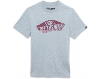 Vans t-shirt otw checker fill boys ii