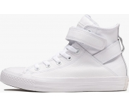 Converse Sapatilha All Star Brea Leather Hi