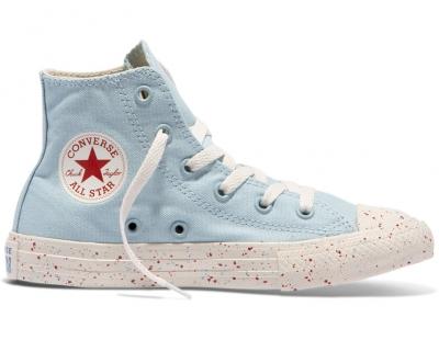 Converse Sapatilha All Star Chuck Taylor HI Jr   Planeta D 66e90c63f8