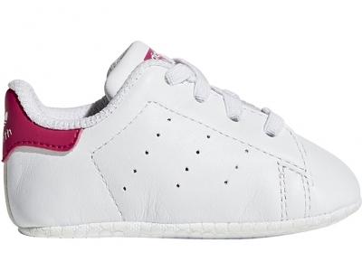 Adidas Sapatilha Stan Smith Crib   Planeta D b7fe655617